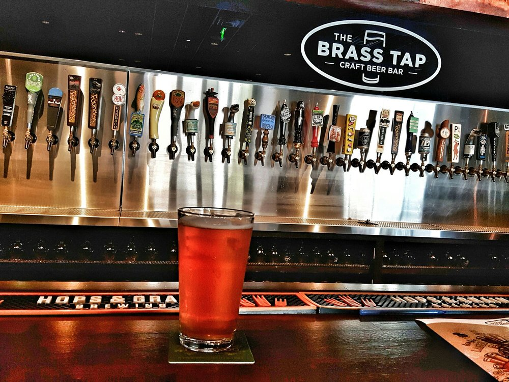Brass Tap (The Domain)