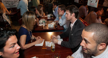 Nyc speed dating professionals