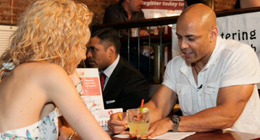 speed dating oxford hotel group
